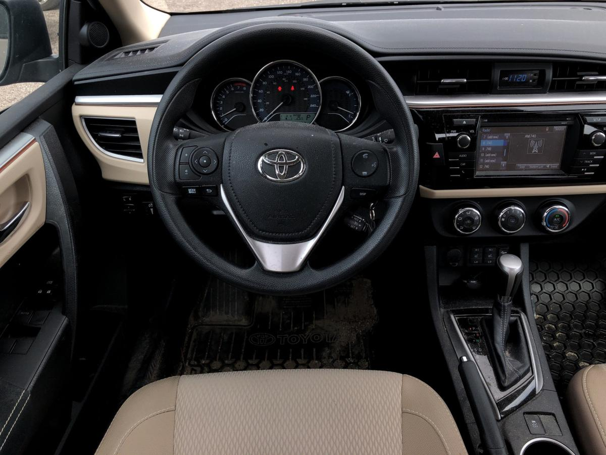 Upper James Toyota >> 2016 Toyota Corolla LE For Sale in Ontario | ontariocars