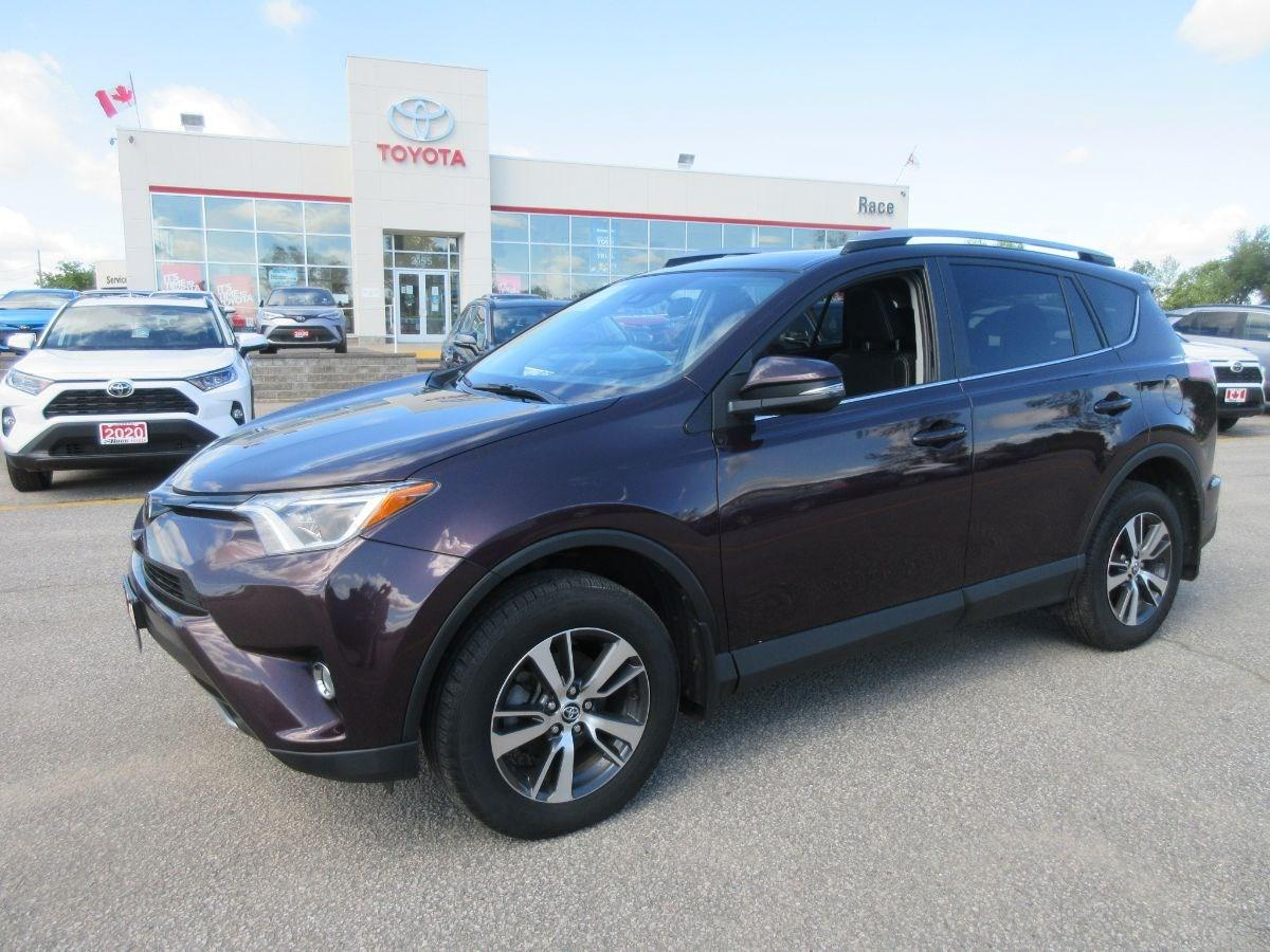2017 toyota rav 4 xle awd for sale in ontario ontariocars