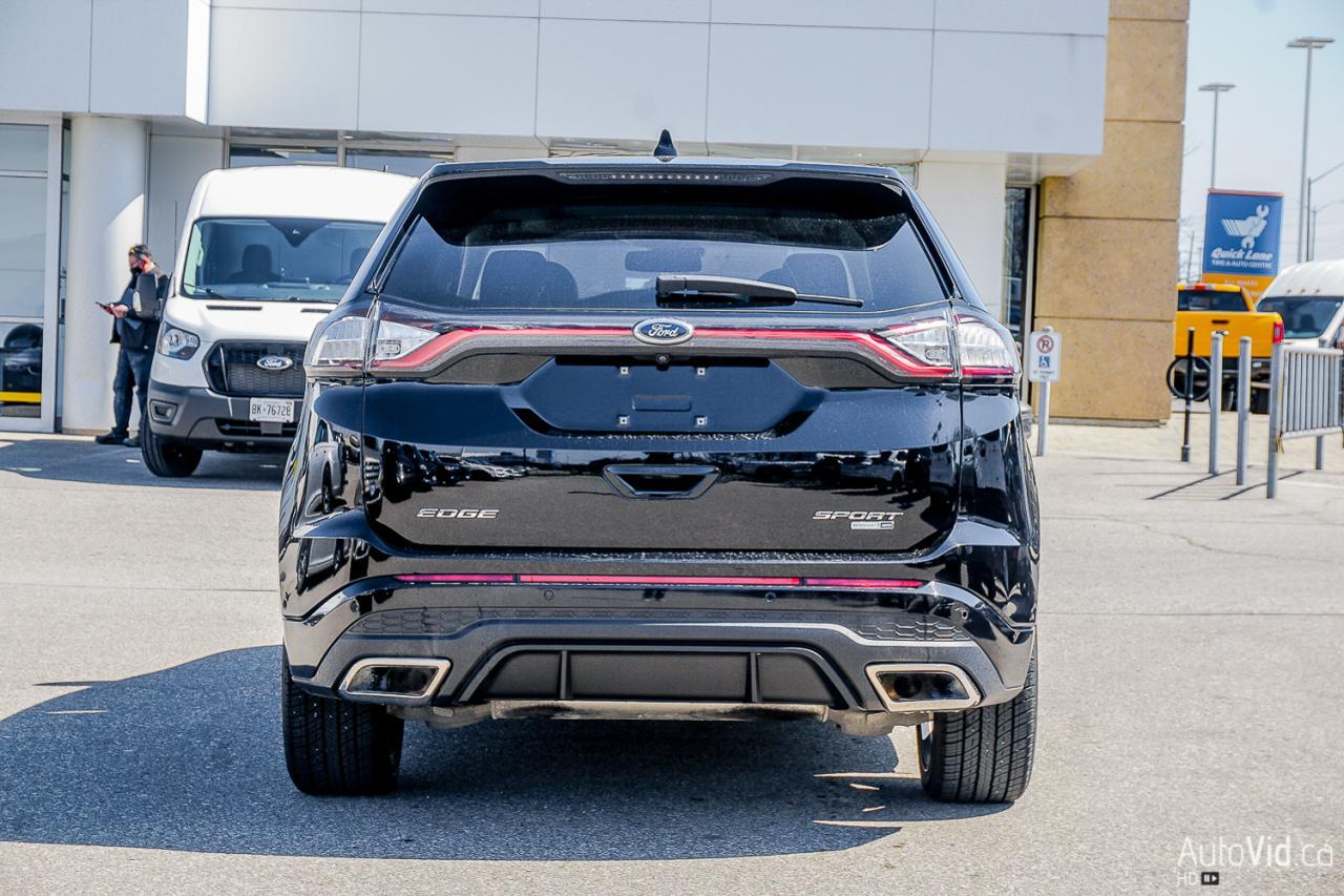 2017 Ford Edge 4dr Sport AWD