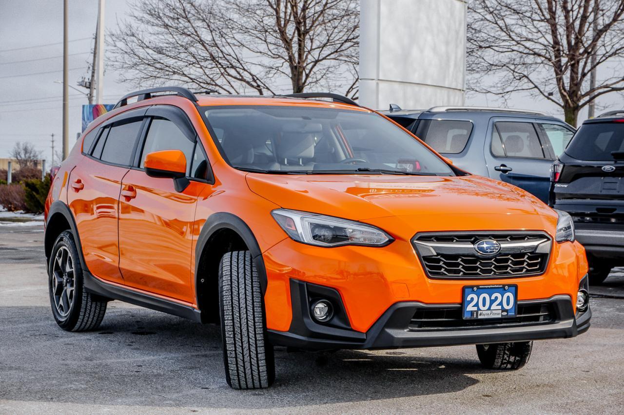 2020 Subaru Crosstrek Sport Manual