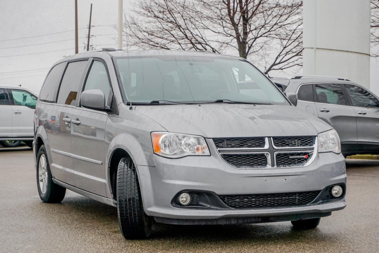 2017 Dodge Grand Caravan 4dr Wgn Crew Plus