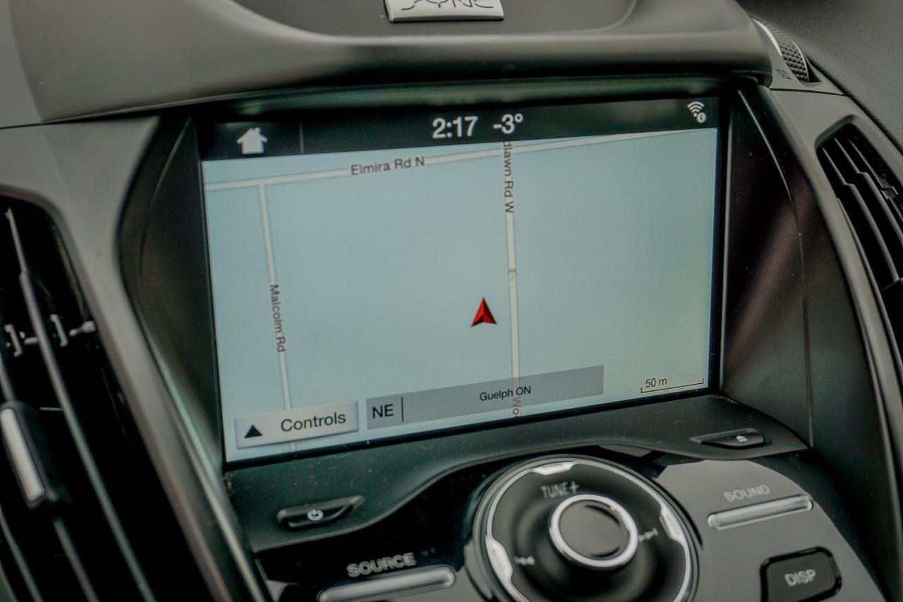 2017 Ford Escape FWD 4dr Titanium