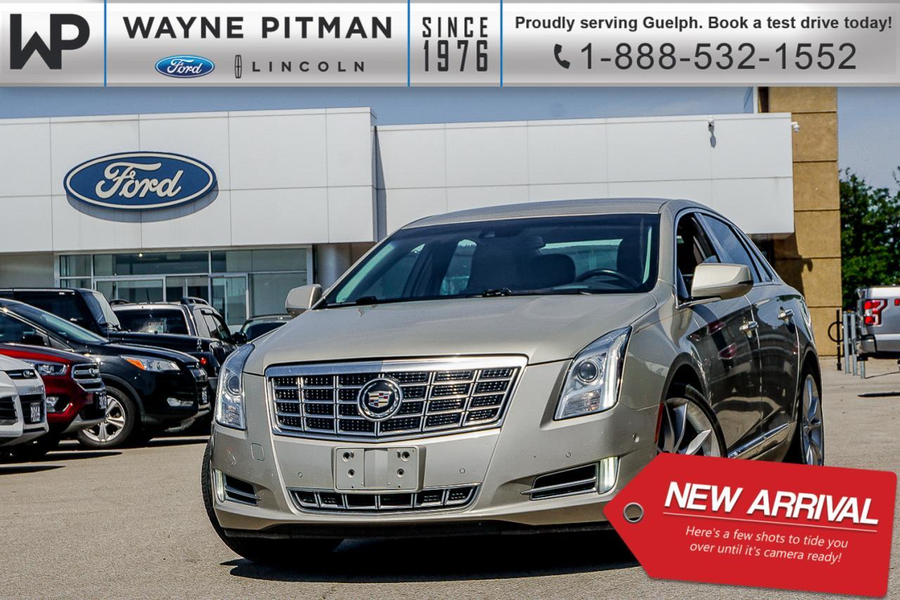 2015 Cadillac XTS 4dr Sdn Premium FWD