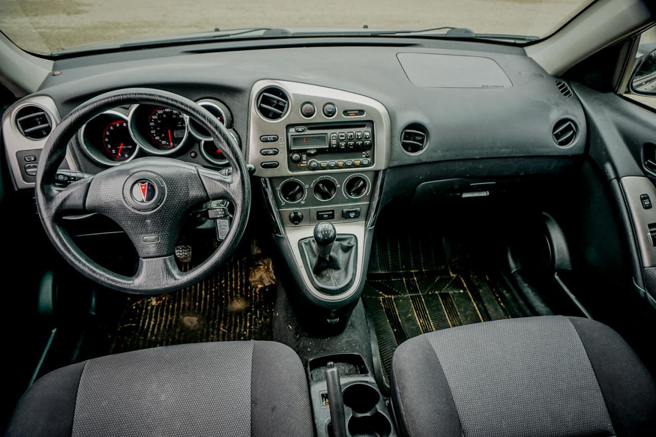 2007 Pontiac Vibe 4dr Wgn