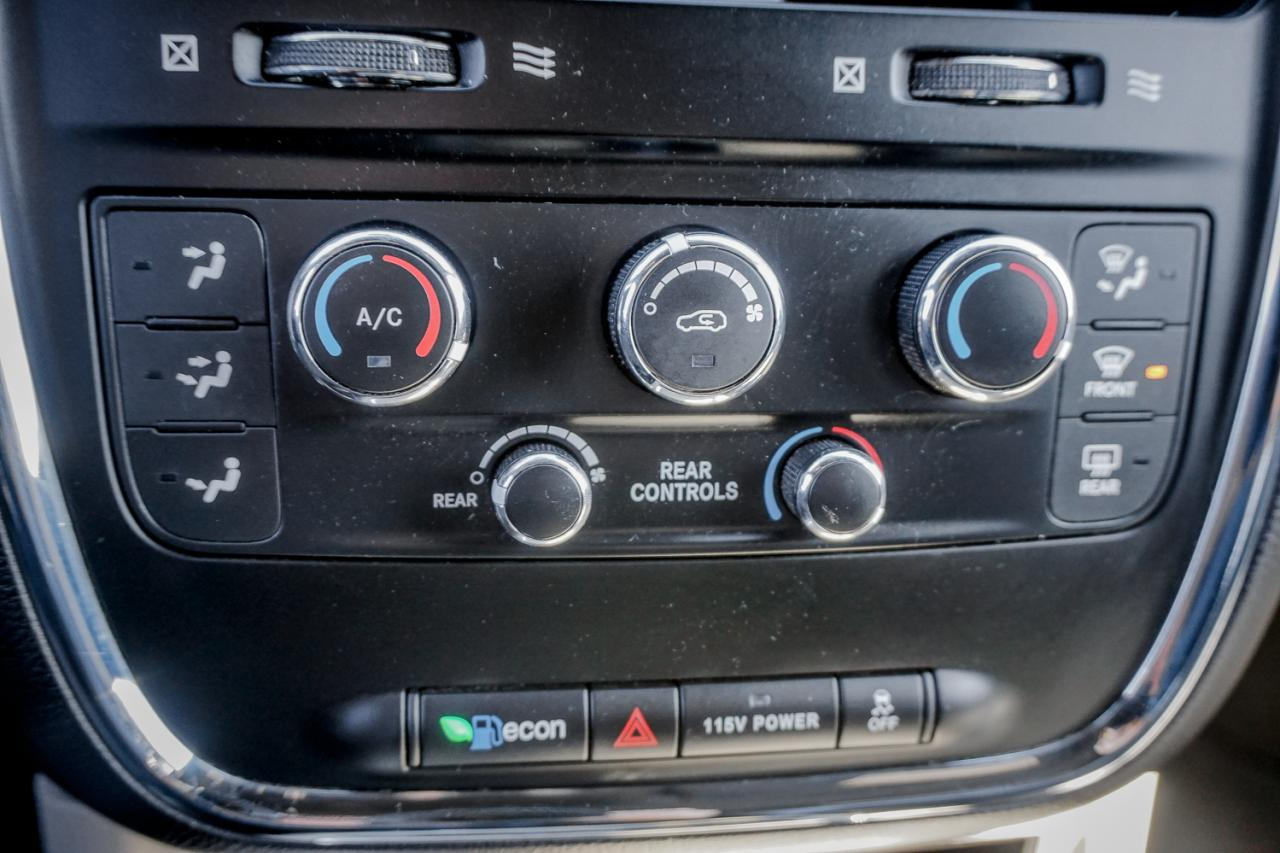 2017 Dodge Grand Caravan 4dr Wgn SXT Premium Plus