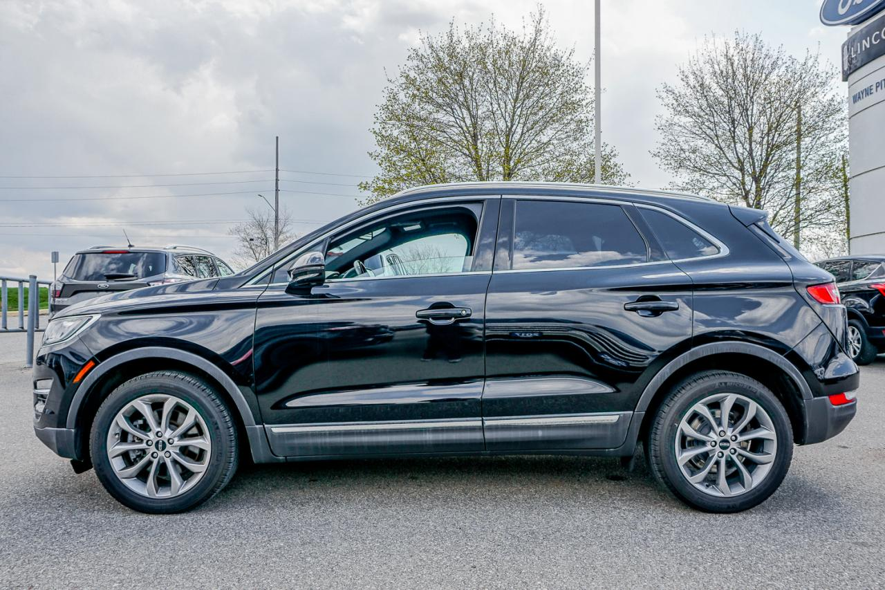 2018 Lincoln MKC AWD Select
