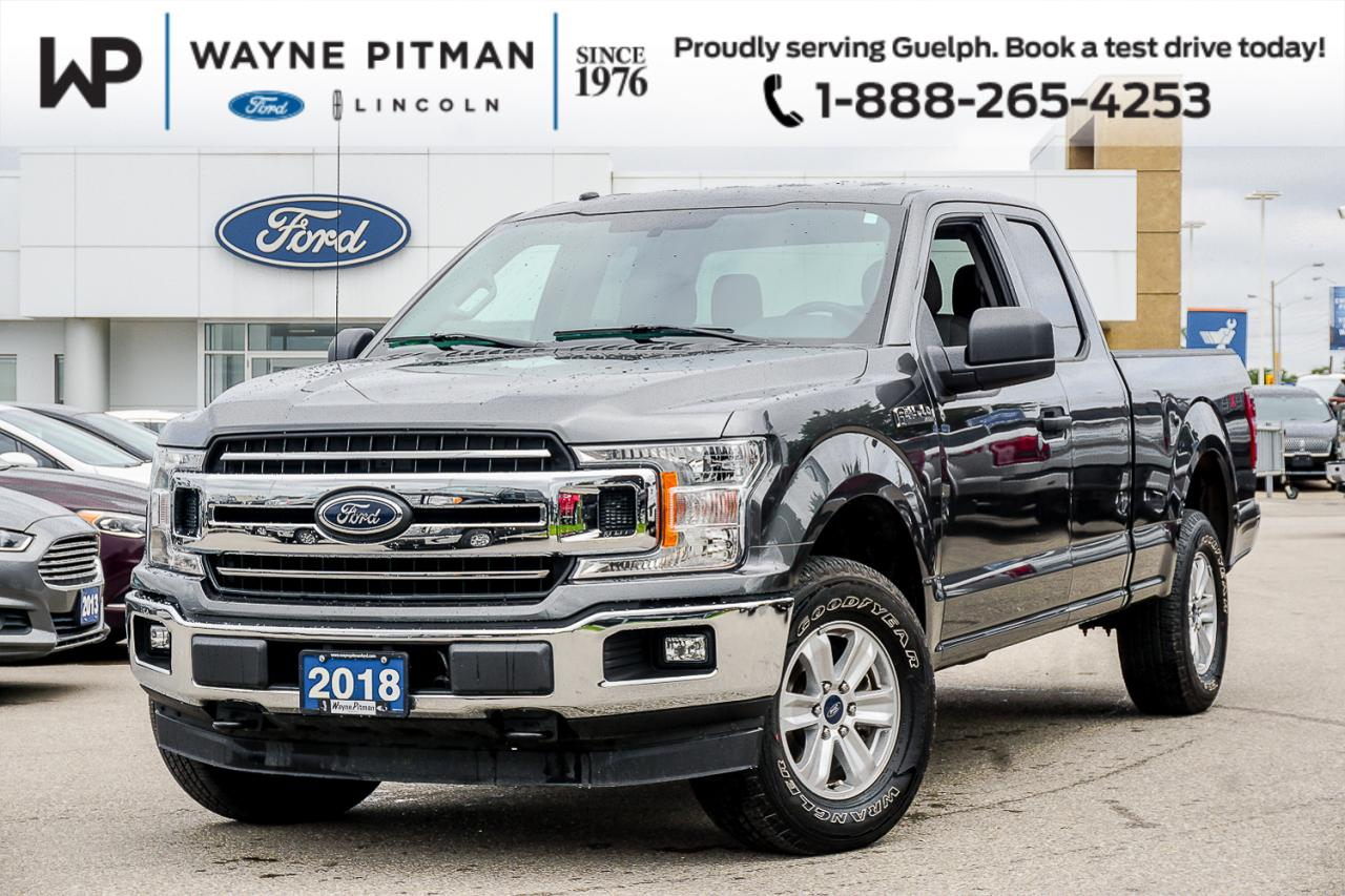 2018 Ford F-150 SINGLE STAINLESS STEEL EXHAUST