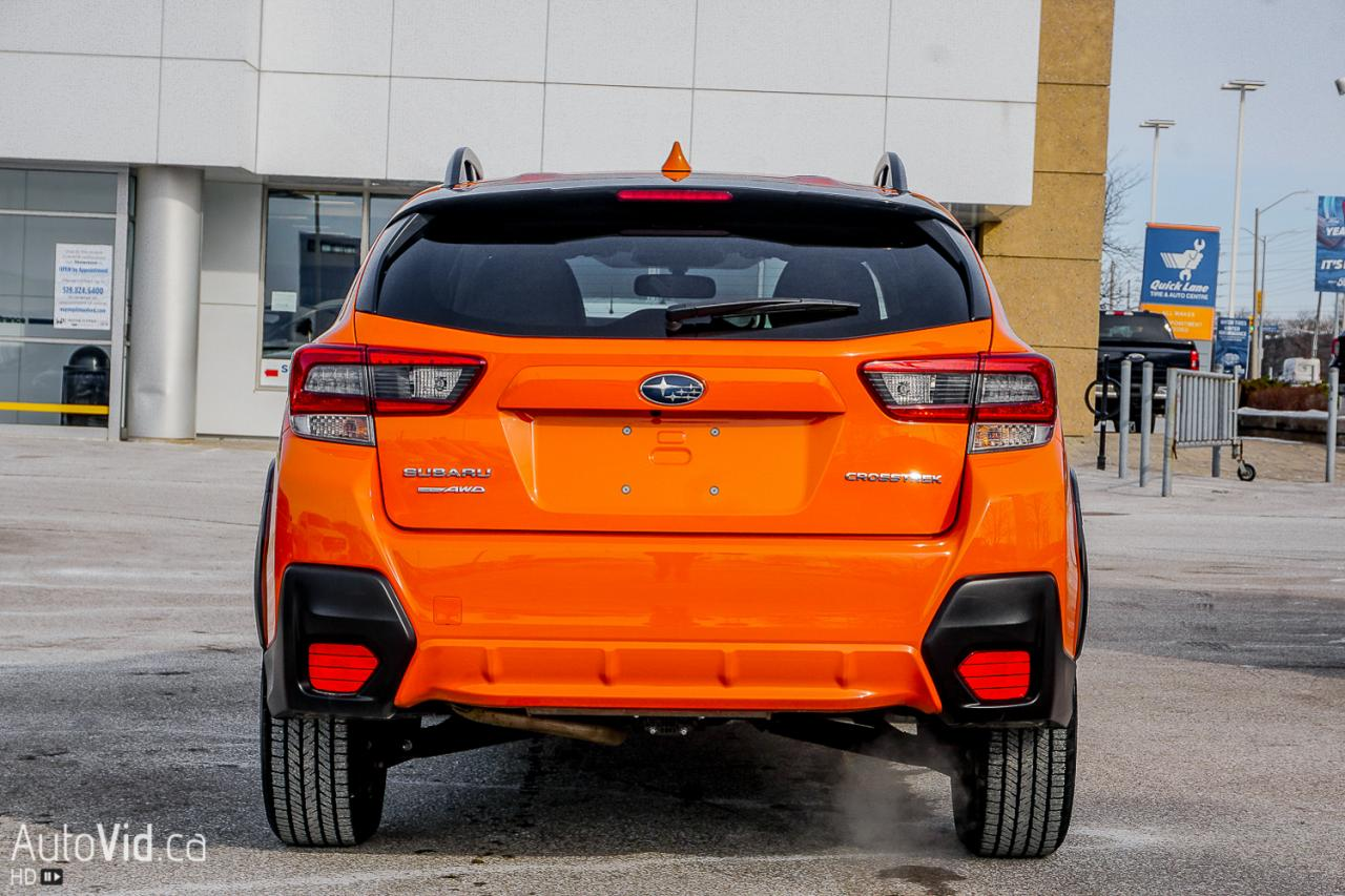 2020 Subaru Crosstrek Sport Manual