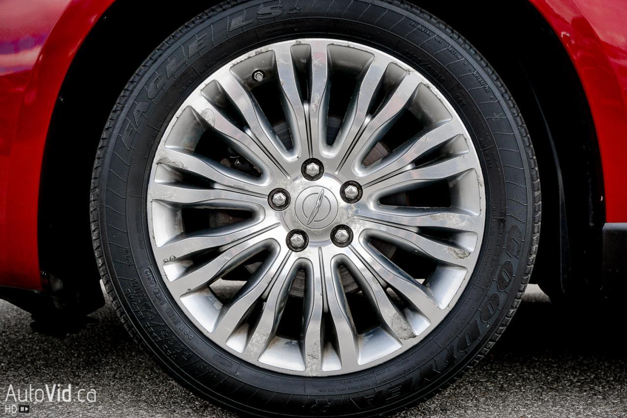 2012 Chrysler 200 4dr Sdn Limited