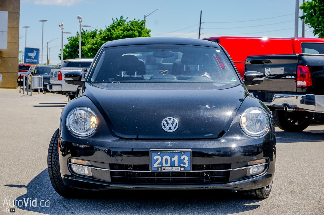 2013 Volkswagen Beetle Coupe 2.0T TURBO