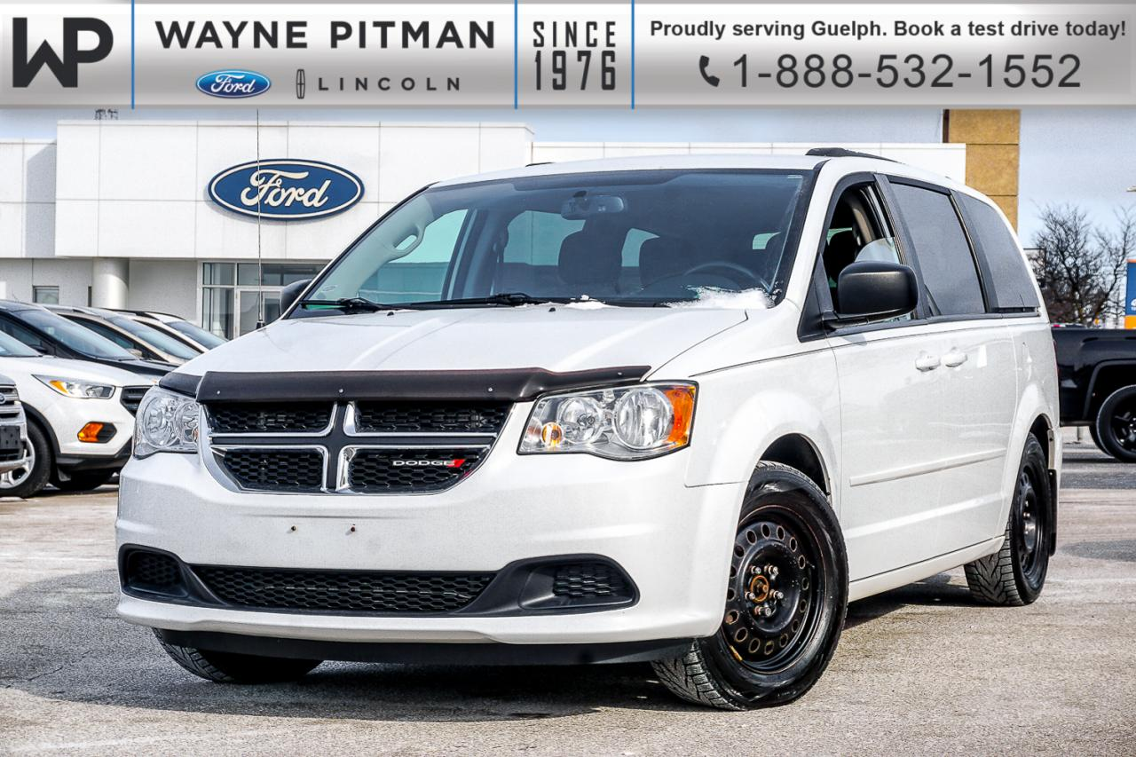 2015 Dodge Grand Caravan 4dr Wgn SXT