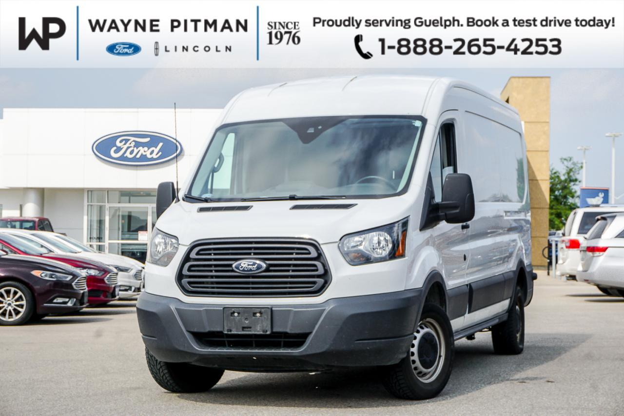 2016 Ford Transit Cargo Van T-250 148 Med Rf 9000 GVWR Sliding RH Dr