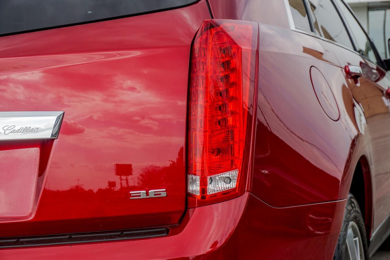 2016 Cadillac SRX AWD 4dr Premium