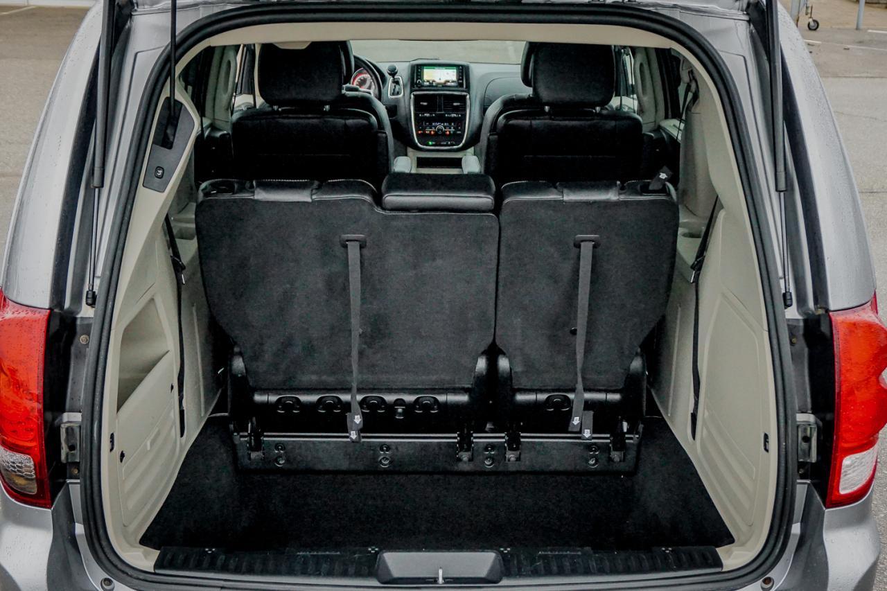 2017 Dodge Grand Caravan 4dr Wgn Crew Plus