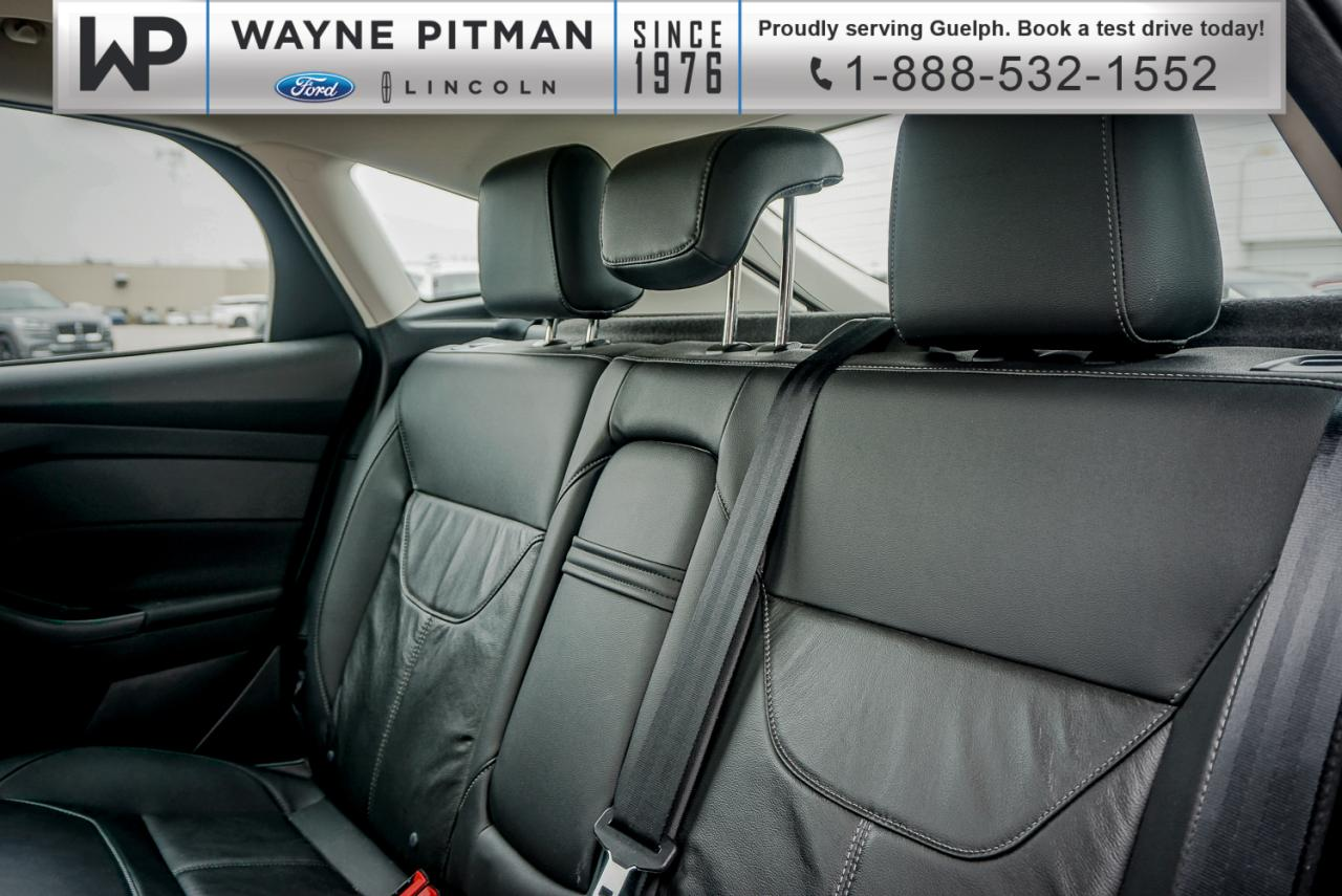 2016 Ford Focus 5dr HB Titanium