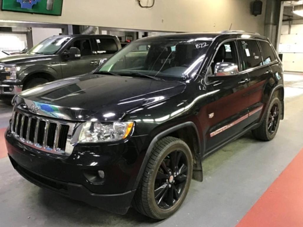 2011 Jeep Grand Cherokee 70th Anniversary 4WD