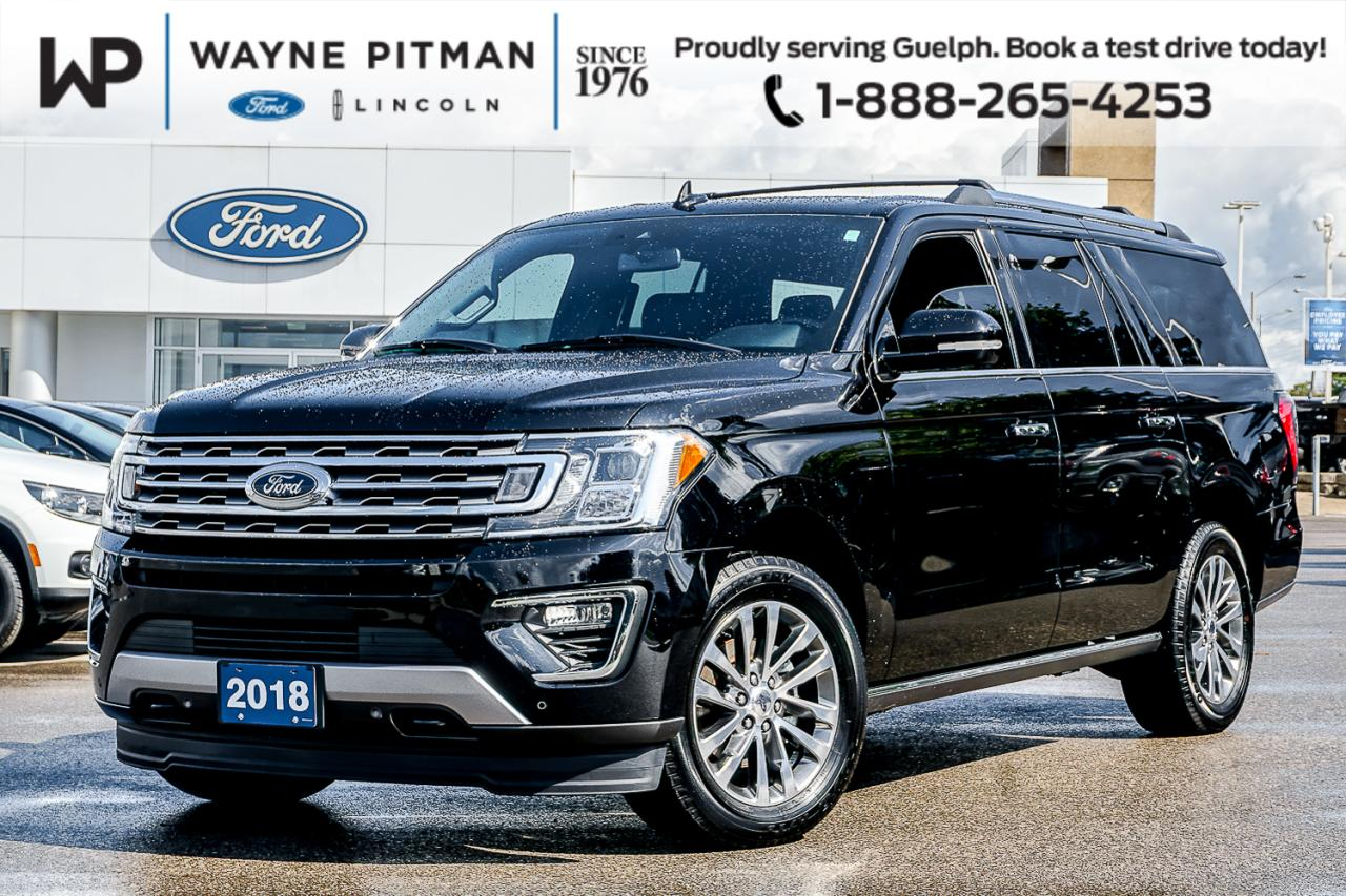 2018 Ford Expedition Limited Max 4x4