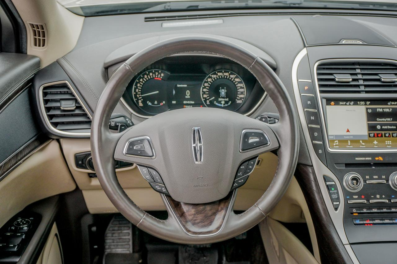 2017 Lincoln MKX AWD 4dr Reserve