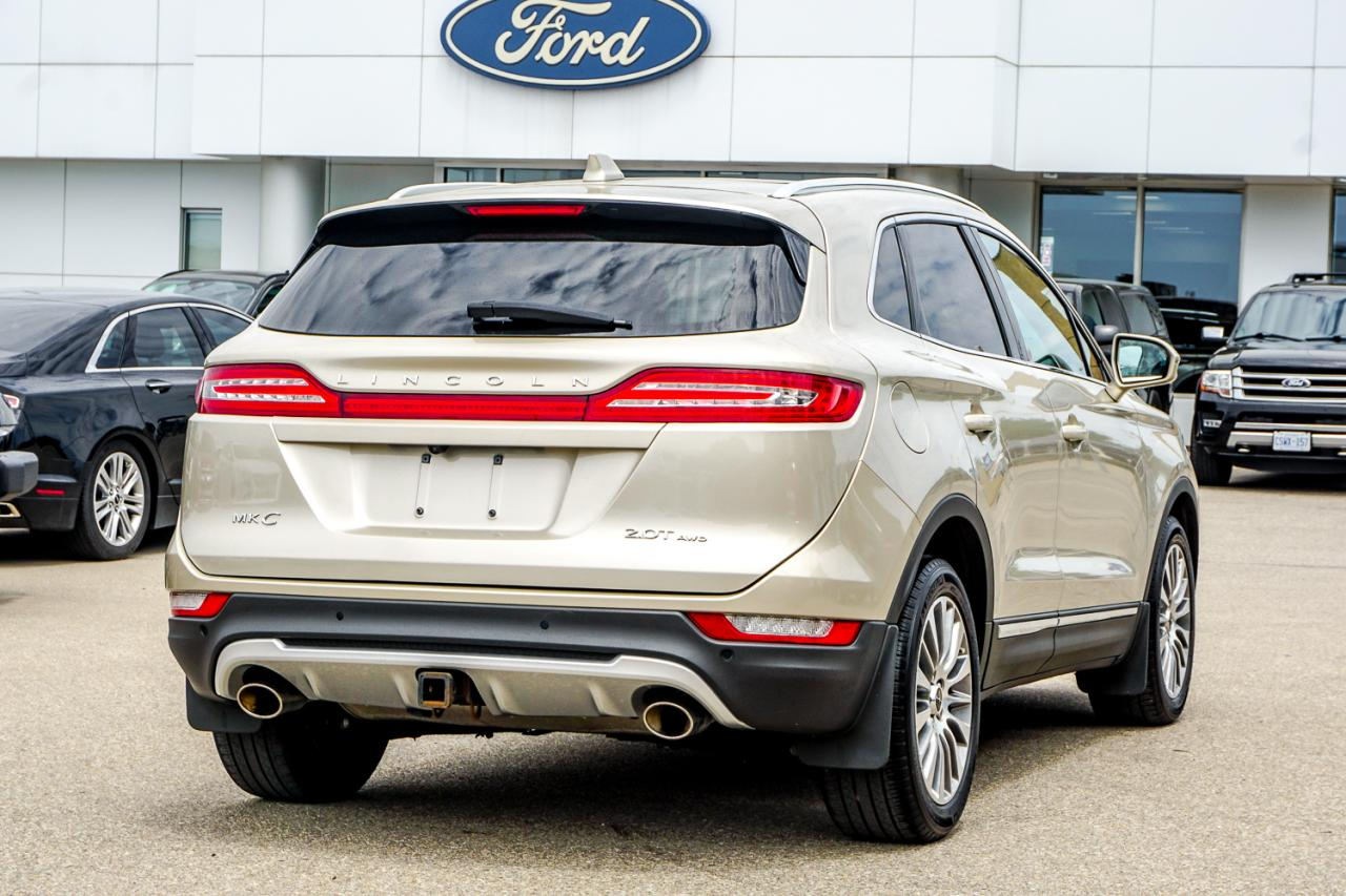 2017 Lincoln MKC AWD 4dr Reserve