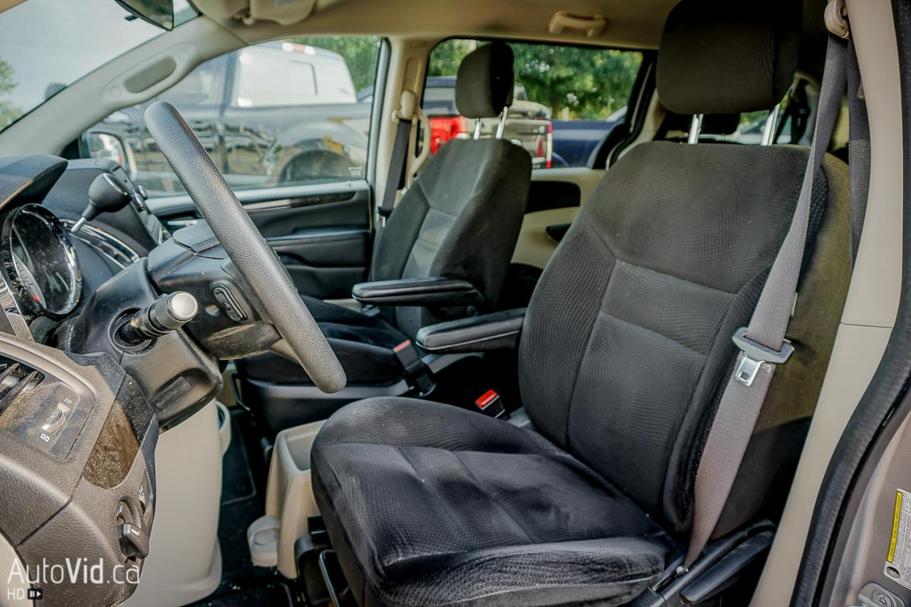 2014 Dodge Grand Caravan 4dr Wgn SXT