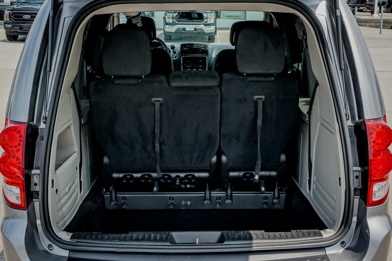 2017 Dodge Grand Caravan 4dr Wgn Canada Value Package