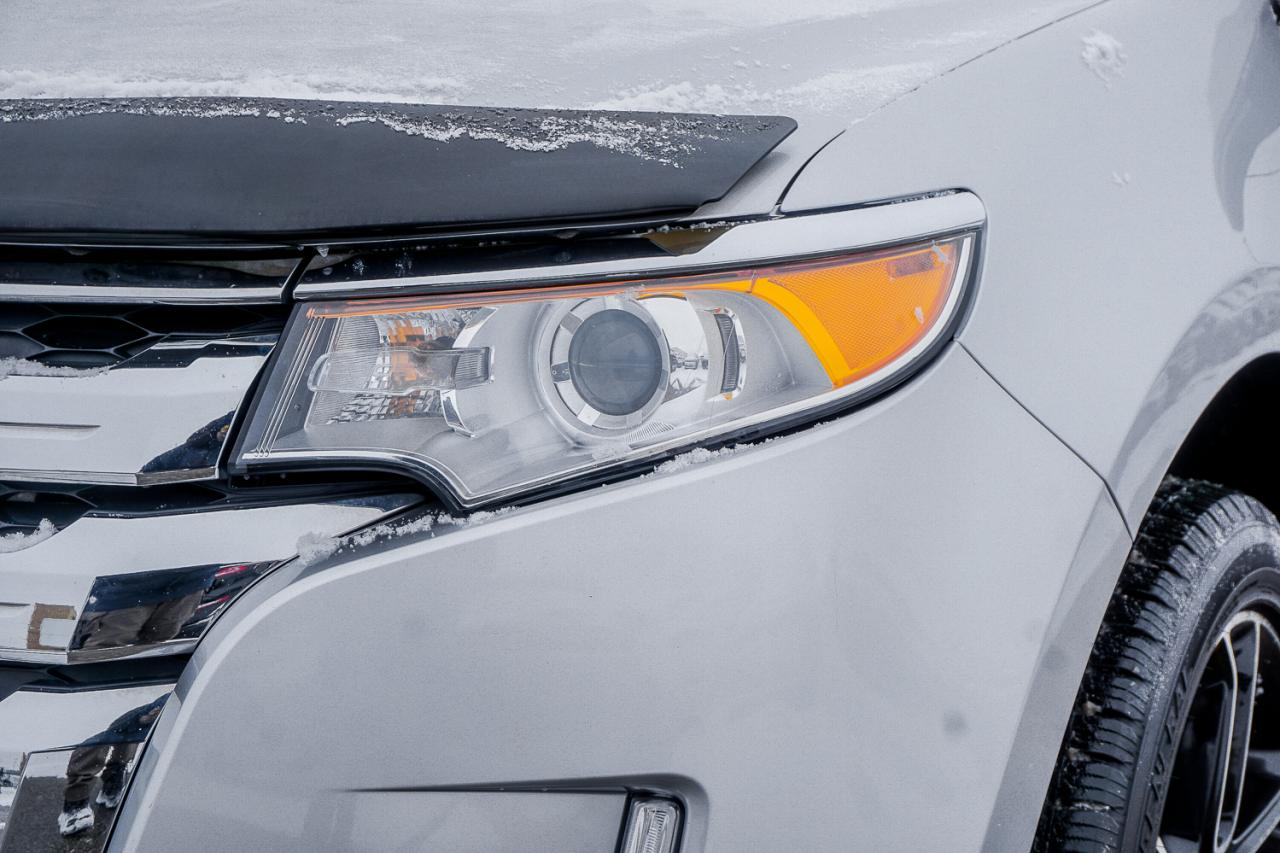 2013 Ford Edge 4dr Limited AWD