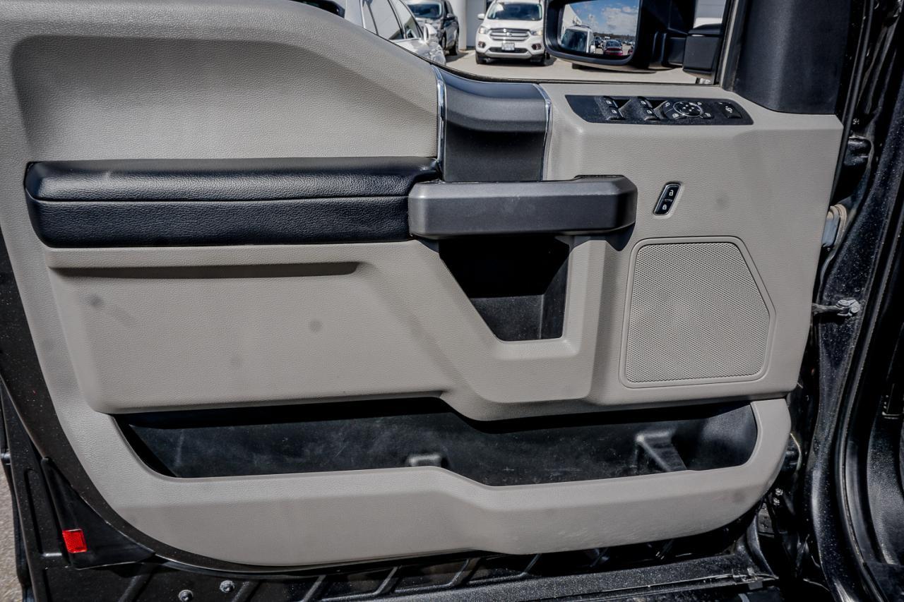 2018 Ford Super Duty F-250 SRW XLT
