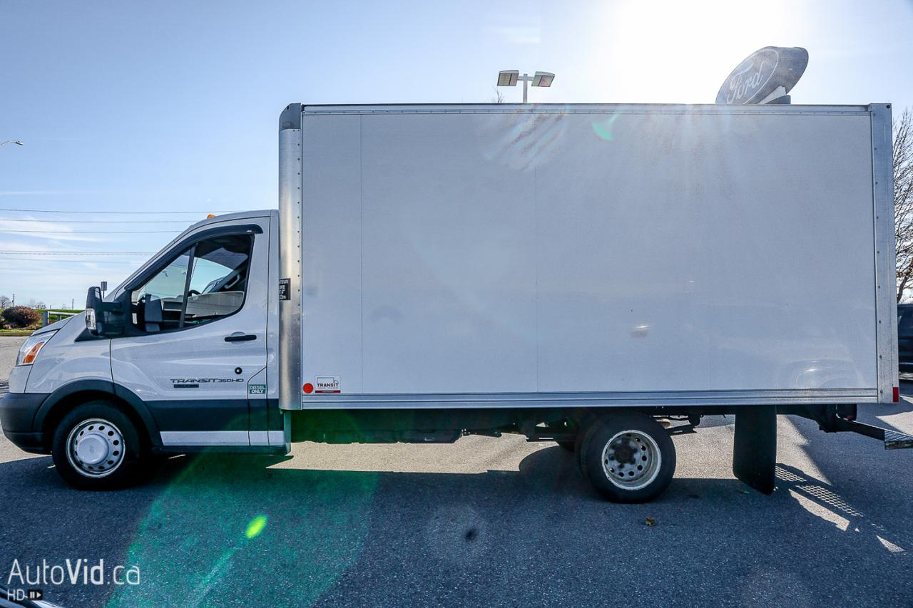 2017 Ford Transit Cutaway T-350 156 9950 GVWR DRW