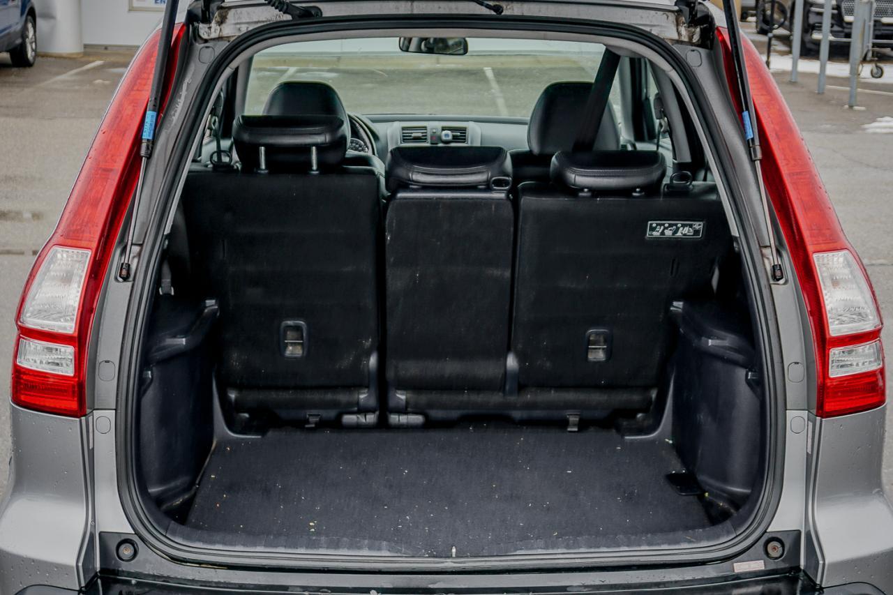 2008 Honda CR-V 4WD 5dr EX-L