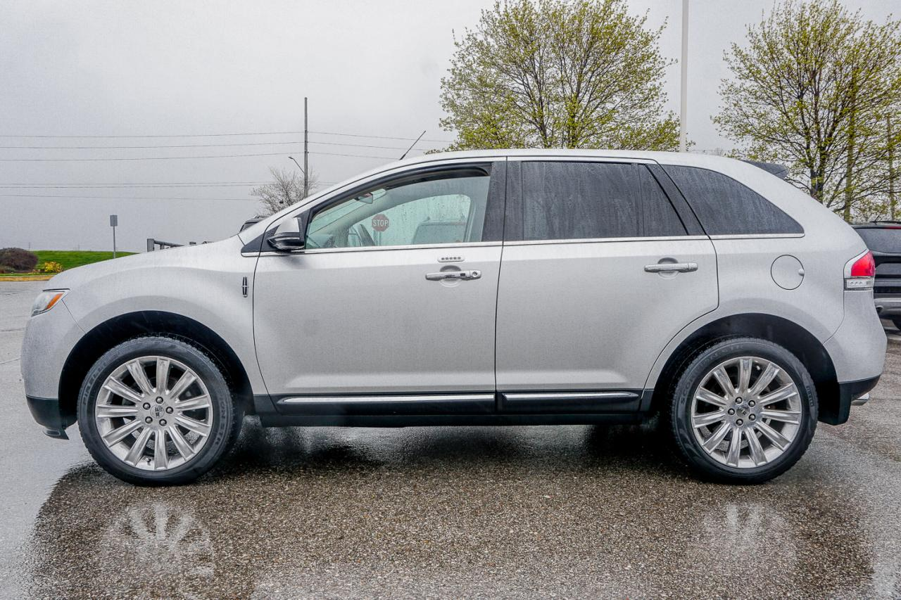 2015 Lincoln MKX AWD 4dr