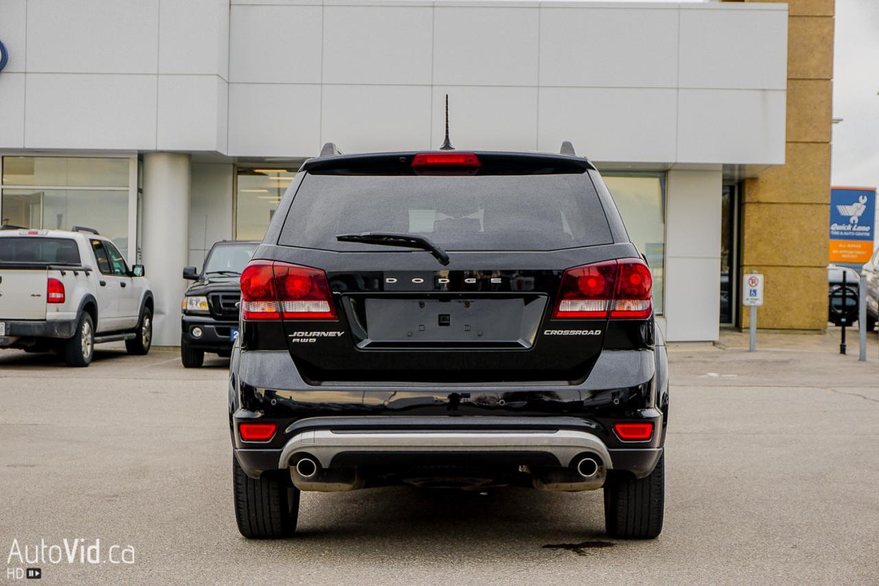 2015 Dodge Journey AWD 4dr Crossroad