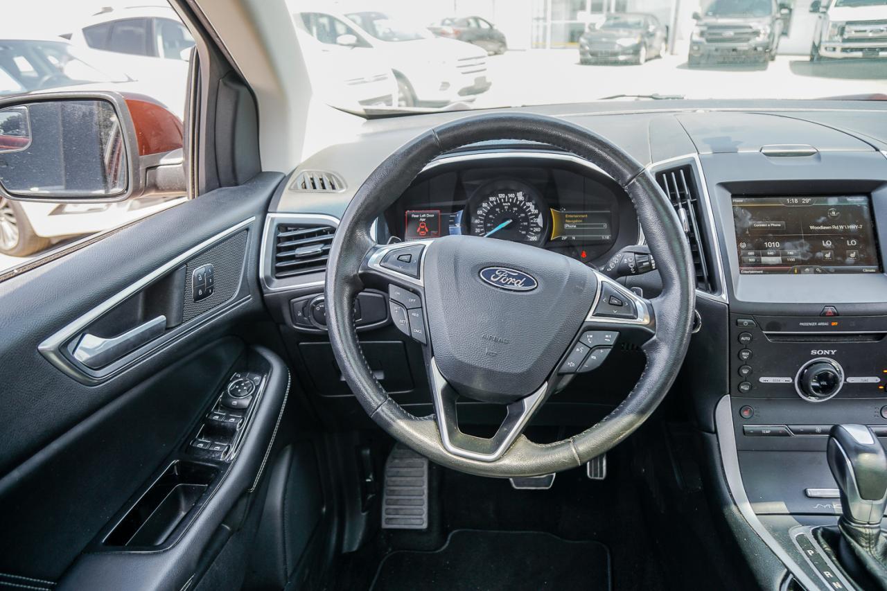 2015 Ford Edge 4dr Sport AWD