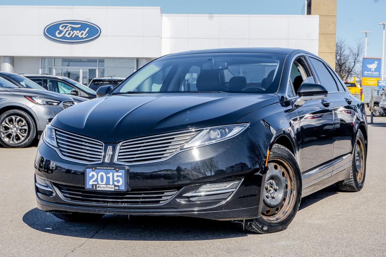 2015 Lincoln MKZ 4dr Sdn FWD