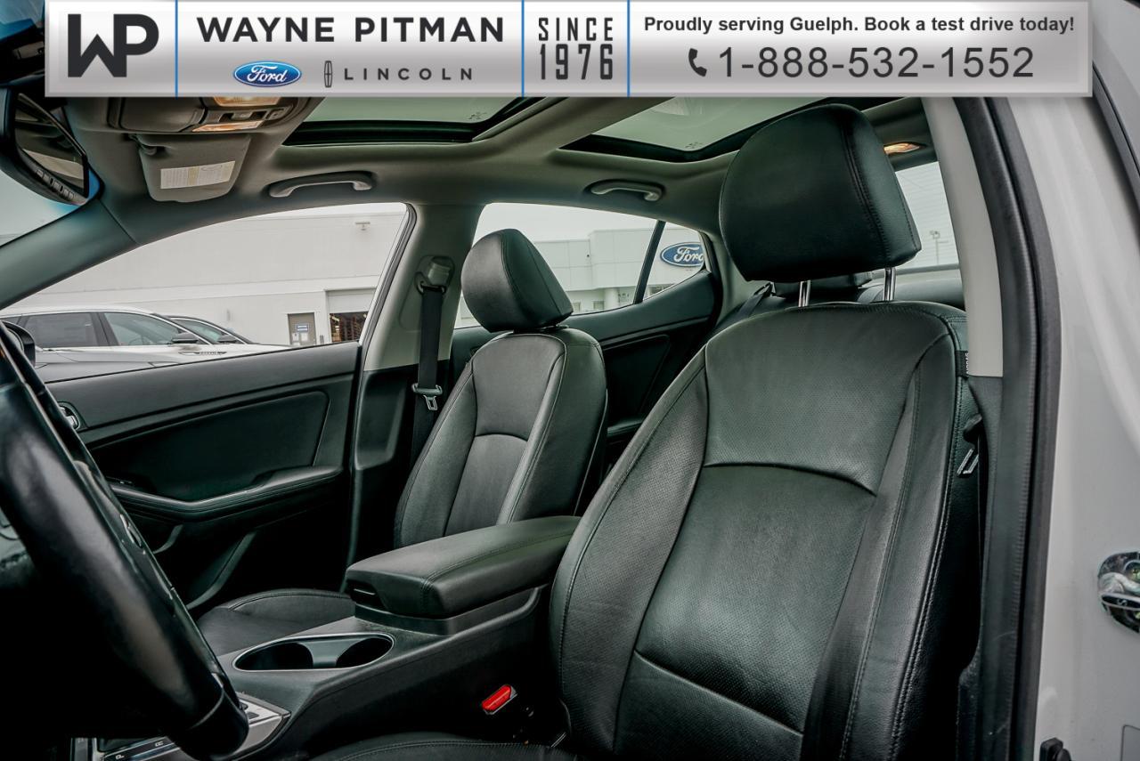 2014 Kia Optima Hybrid 4dr Sdn EX