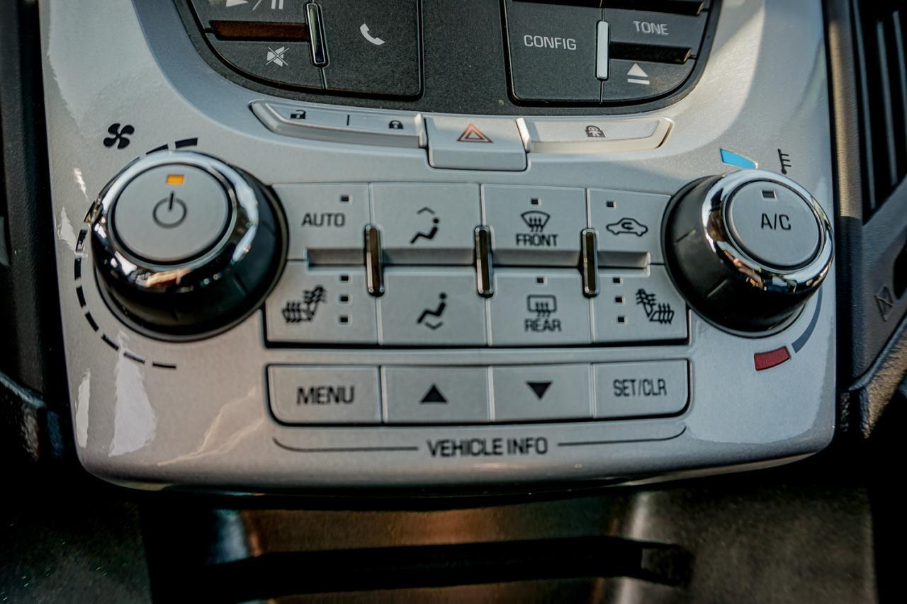 2012 Chevrolet Equinox AWD 4dr LTZ
