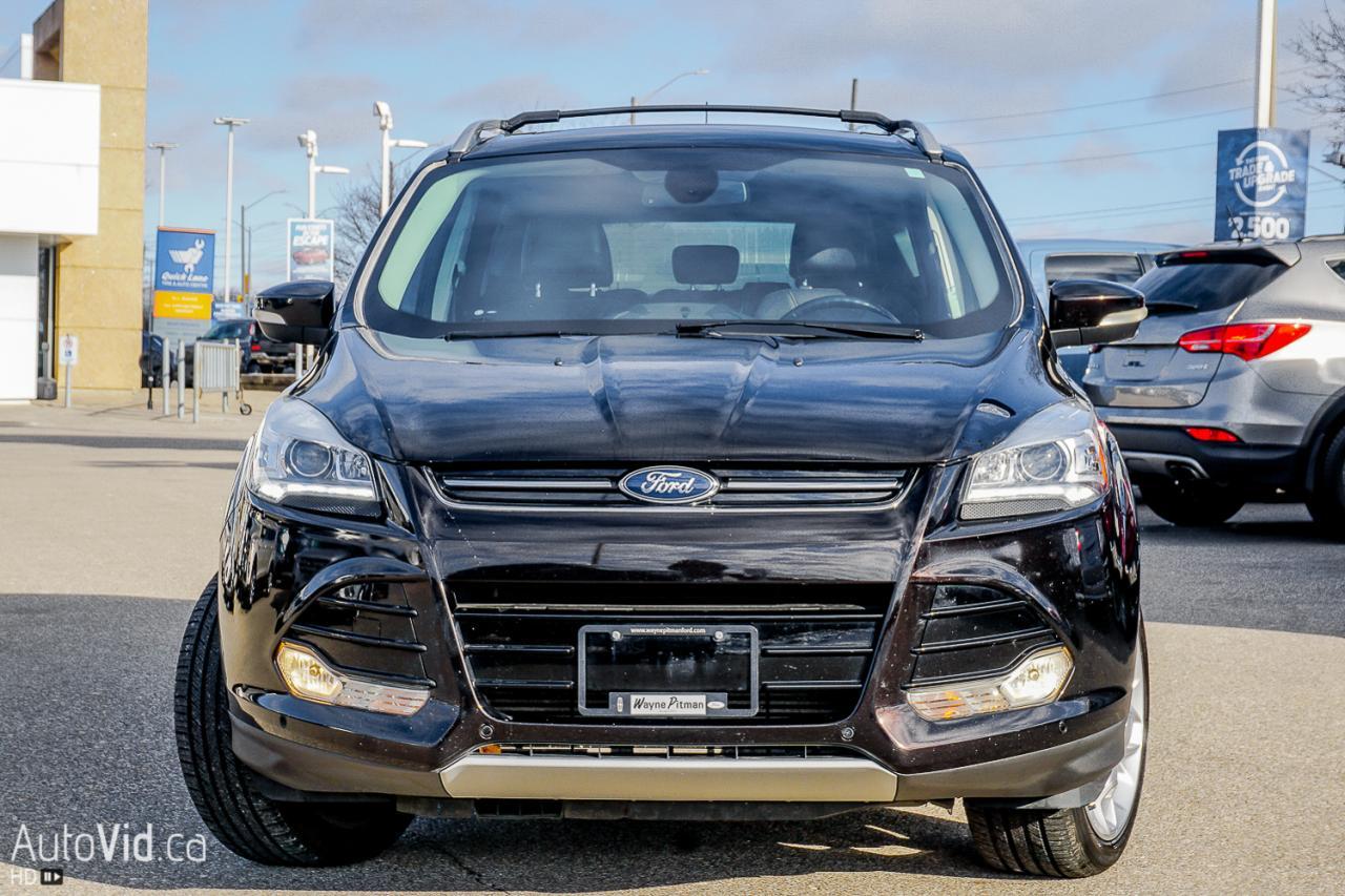 2013 Ford Escape 4WD 4dr Titanium