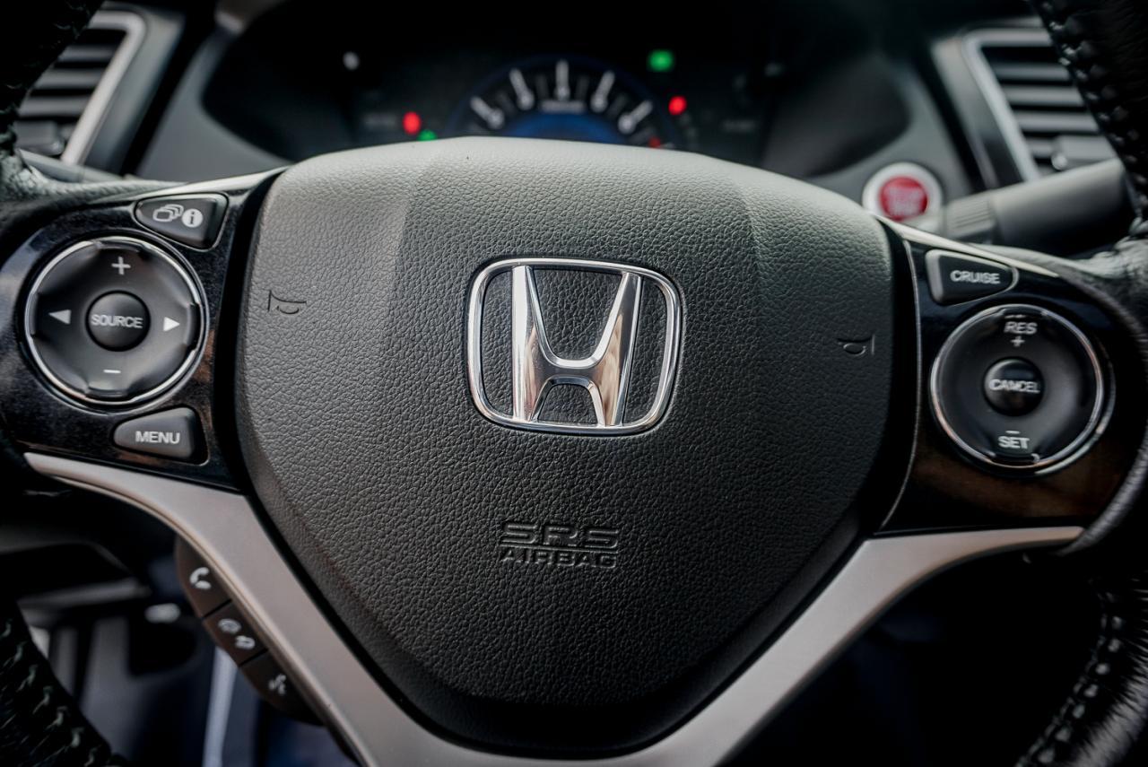 2015 Honda Civic Sedan 4dr Auto Touring