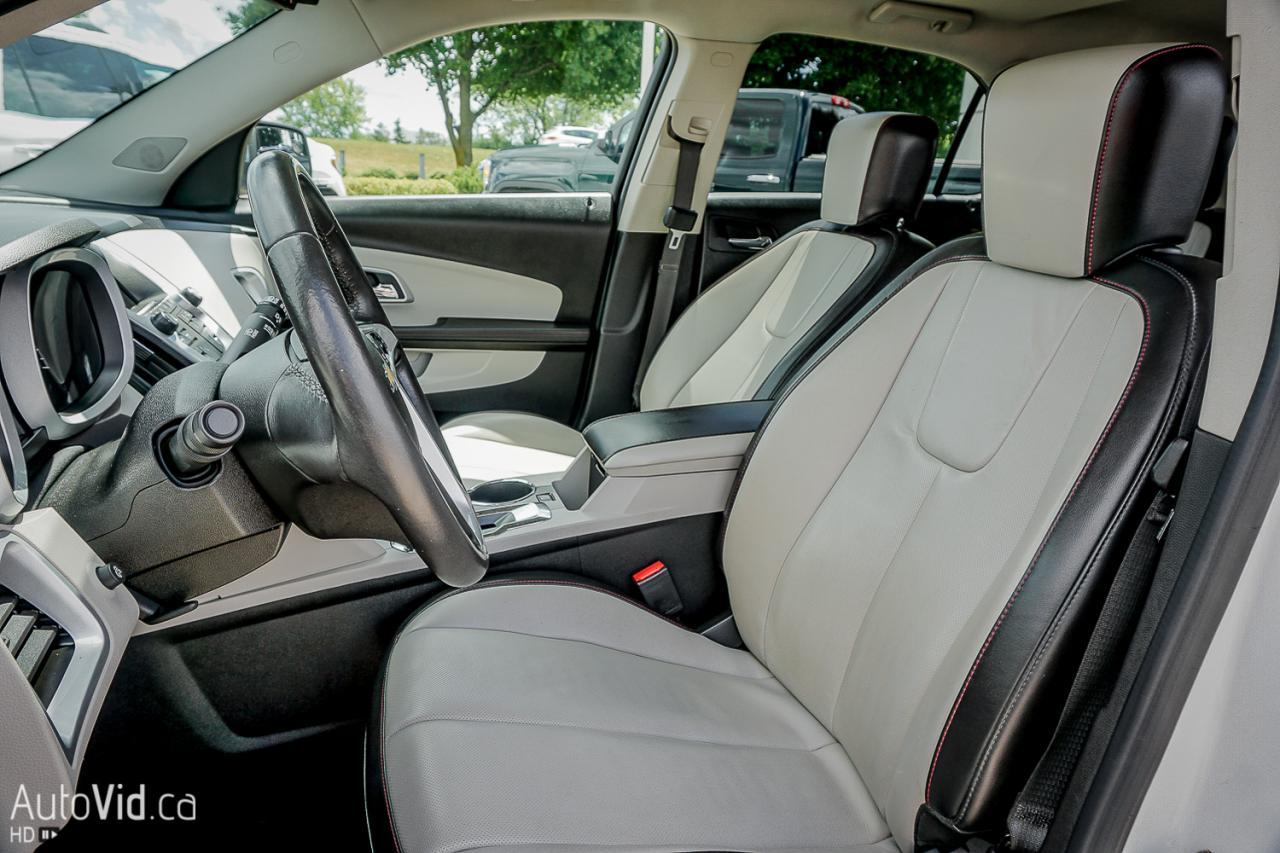 2012 Chevrolet Equinox FWD 4dr LTZ