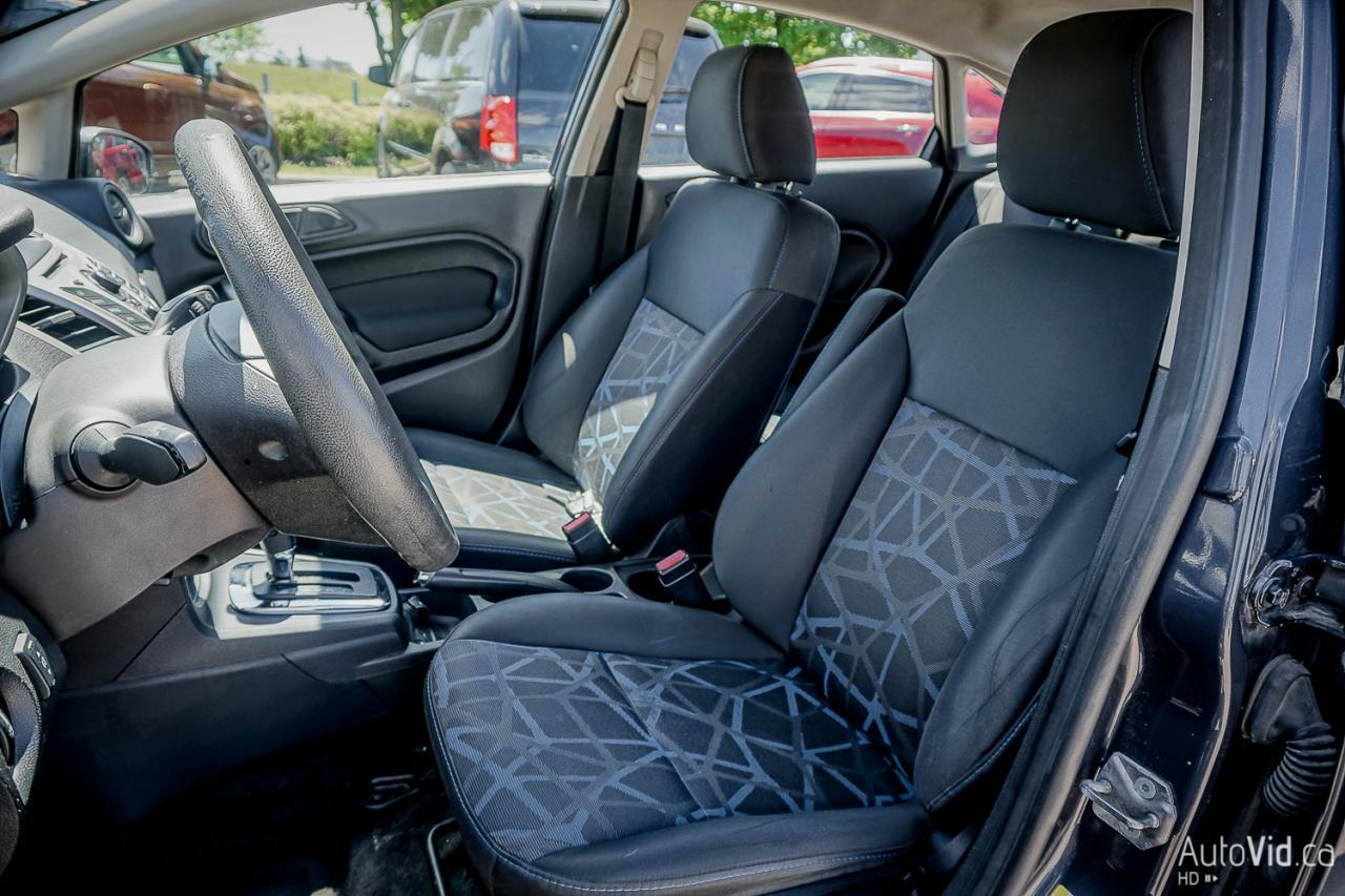 2012 Ford Fiesta 4dr Sdn SE
