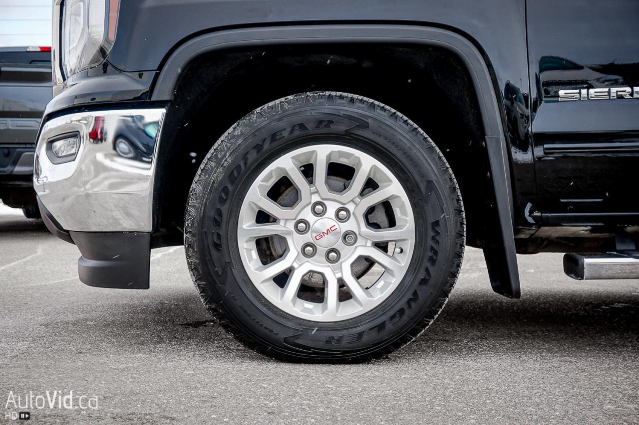 2018 GMC Sierra 1500 4WD Double Cab 143.5 SLE
