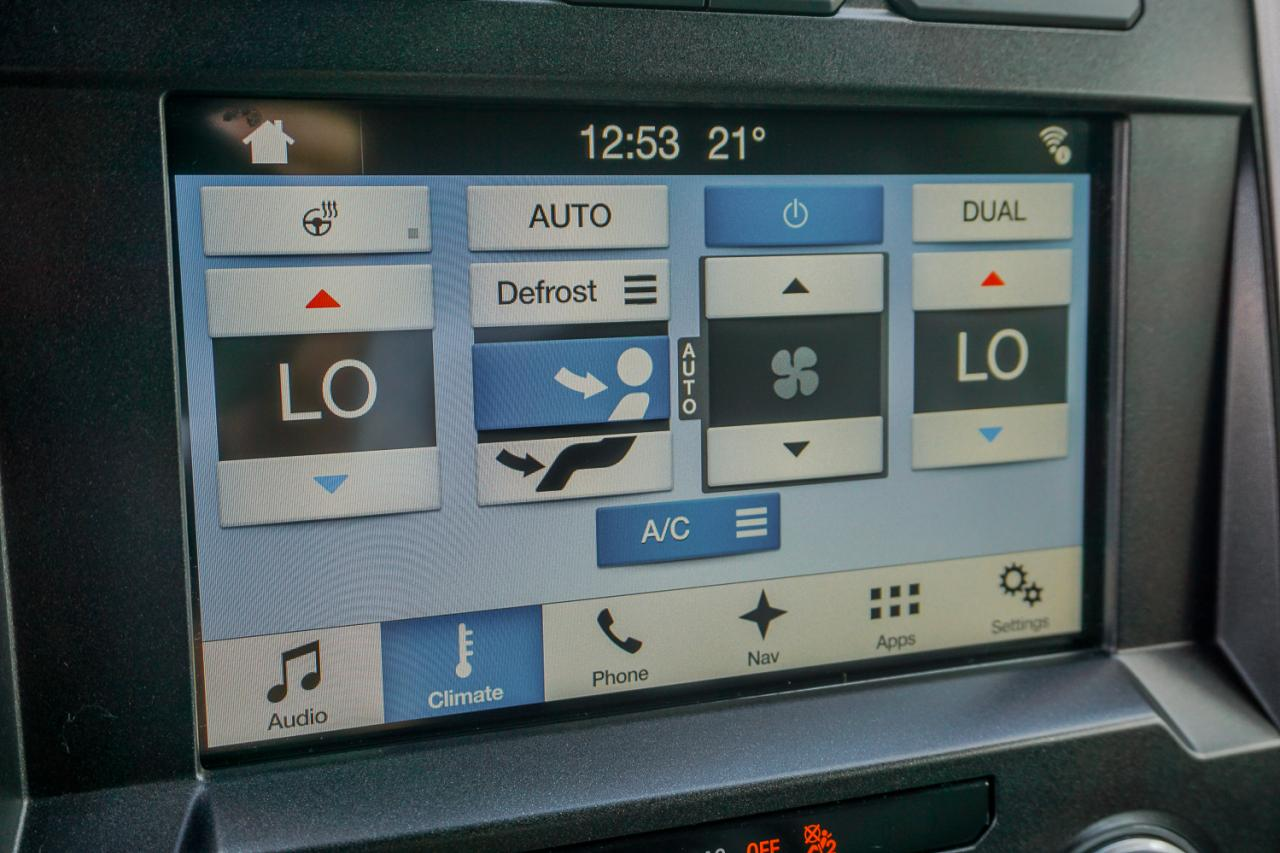 2017 Ford F-150 AUTO LOCKING HUBS