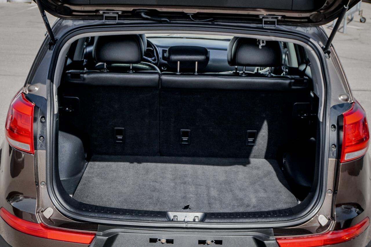 2014 Kia Sportage AWD 4dr Auto SX