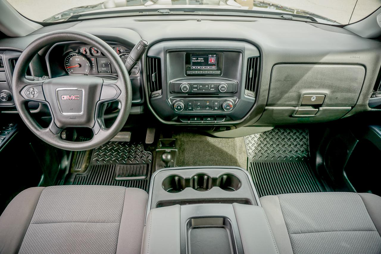 2015 GMC Sierra 1500 COOLING