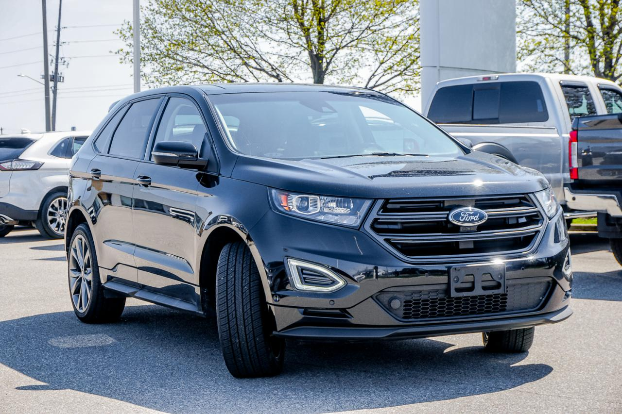 2017 Ford Edge 4dr Sport AWD