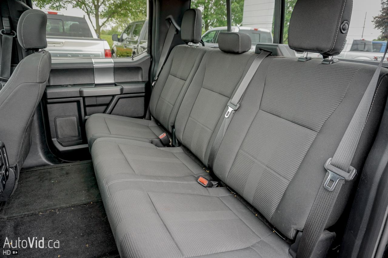 2017 Ford F-150 4WD SuperCrew 145 XLT