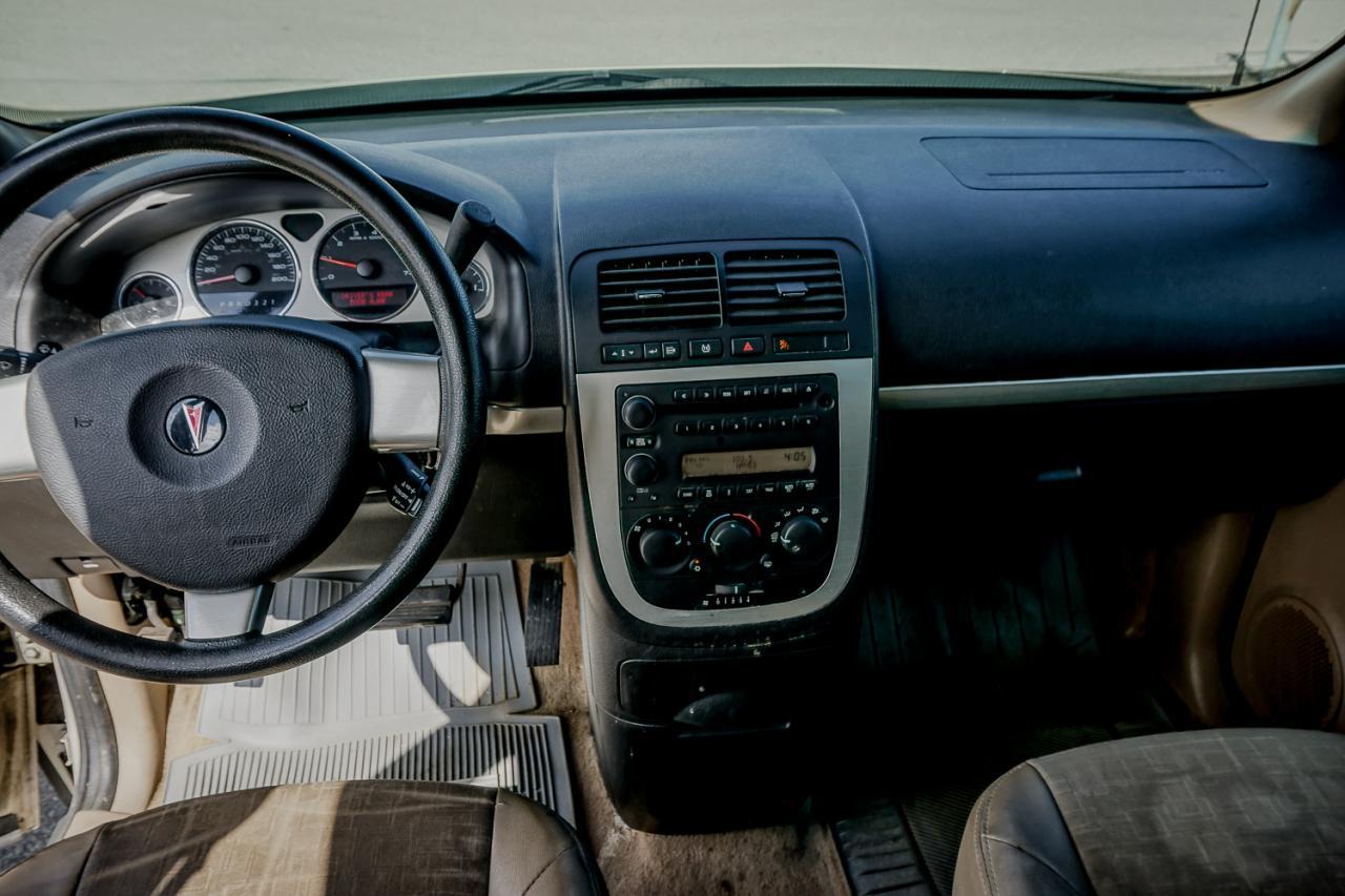 2008 Pontiac Montana SV6 4dr Ext WB w/1SA