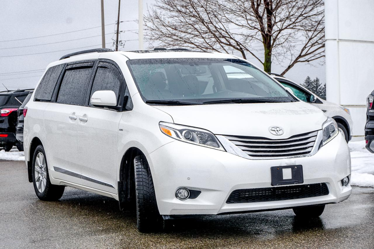 2017 Toyota Sienna 5dr XLE 7-Pass AWD