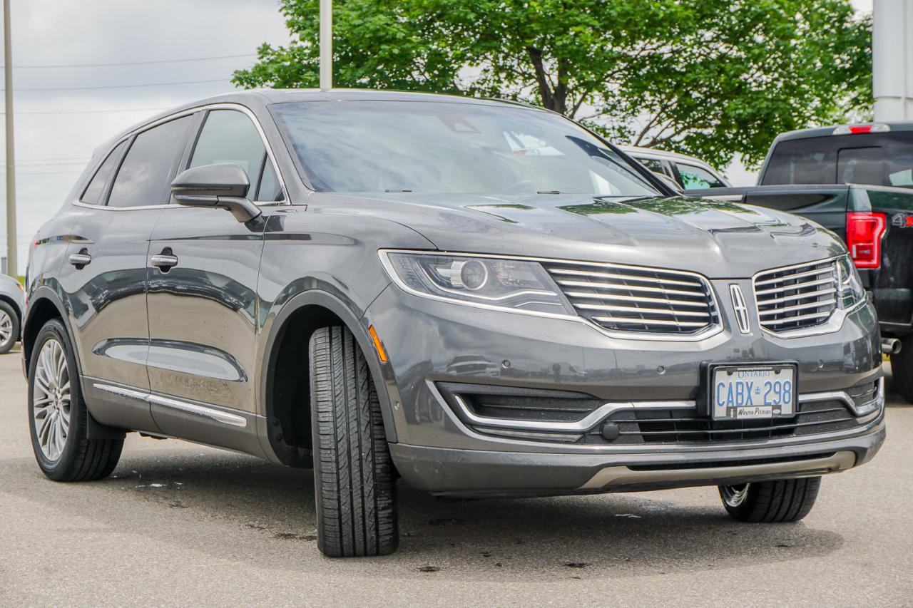 2018 Lincoln MKX AWD Reserve