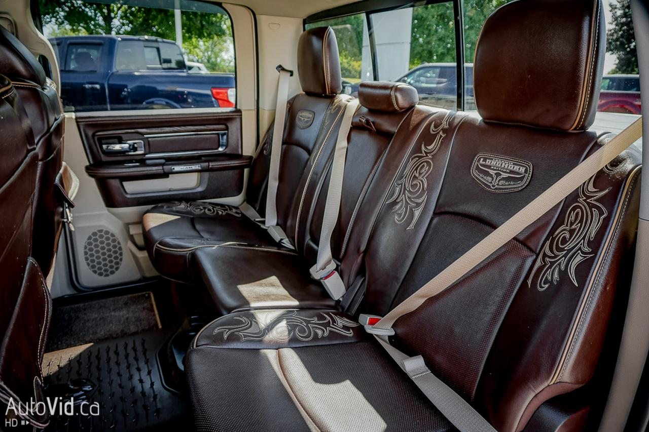 2016 Ram 1500 4WD Crew Cab 149 Longhorn