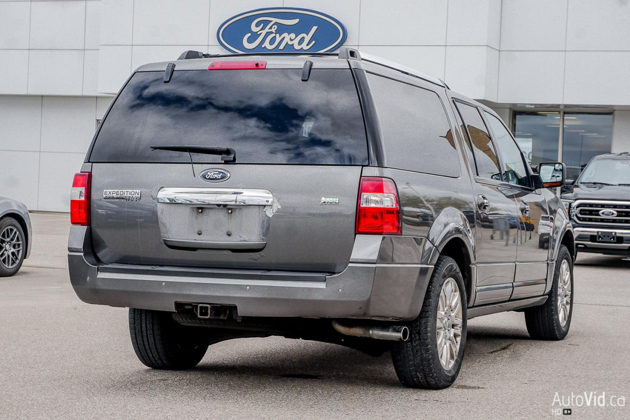 2012 Ford Expedition Max 4WD 4dr Limited